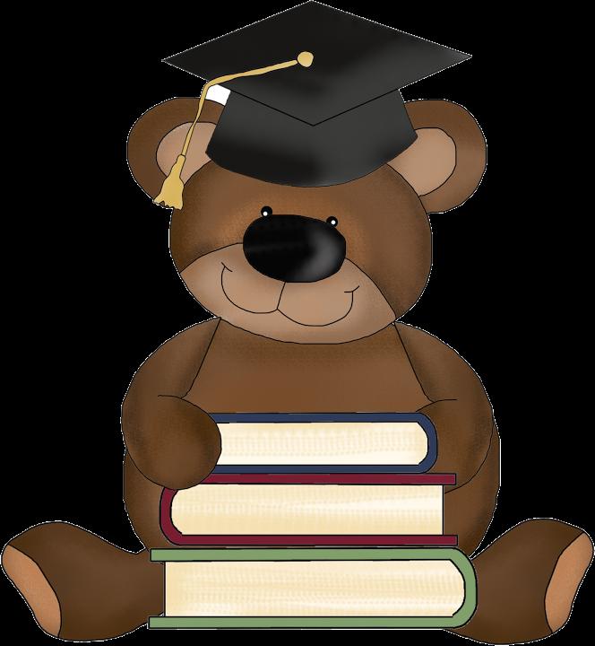 Teddy clipart graduation BEAR CLIPART * ART GRADUATE