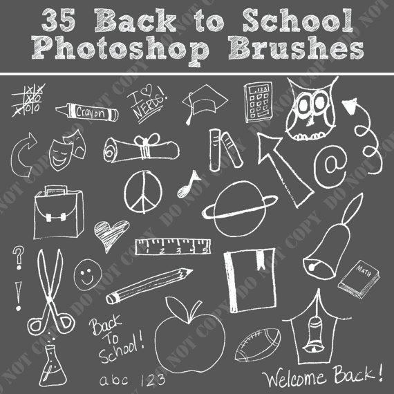 Stare clipart chalkboard #3