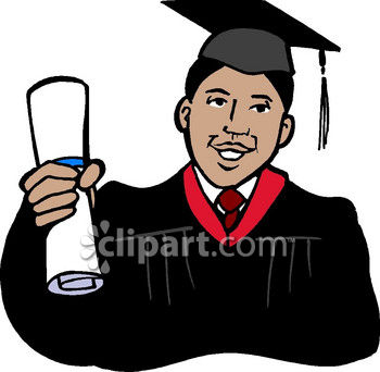 Graduation clipart college graduate American Student collection African of