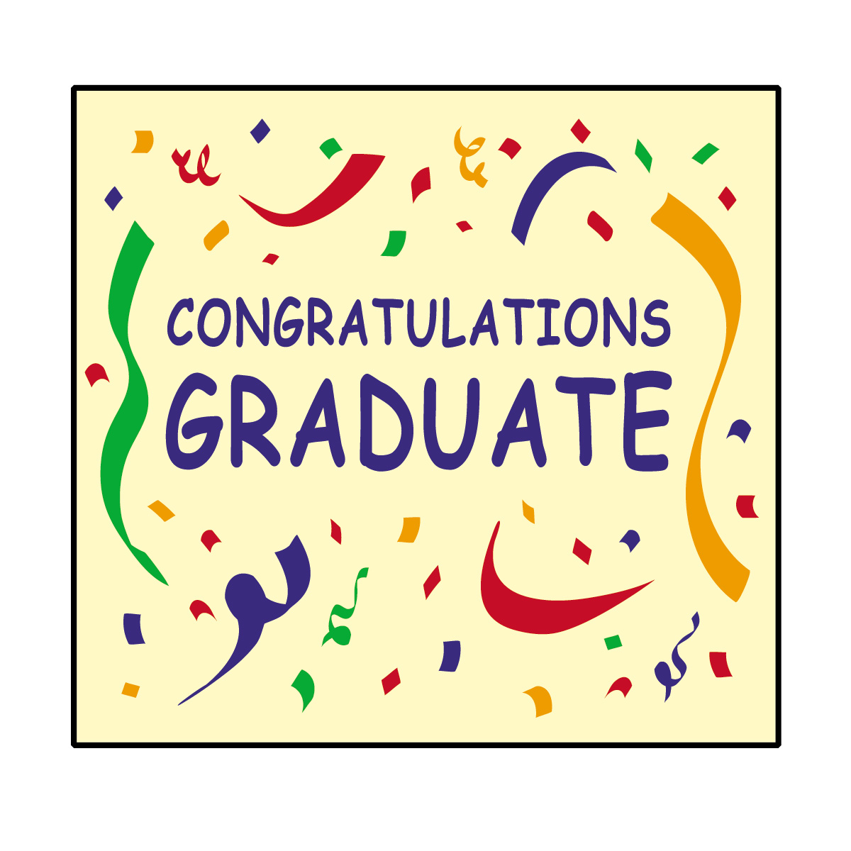 Graduation clipart colorful Free free clip art high