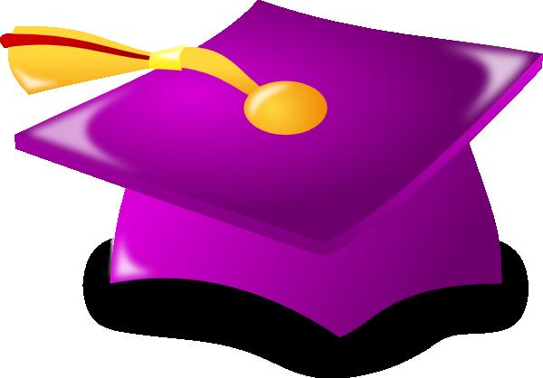 Graduation clipart colorful Clip com Cap Clker image