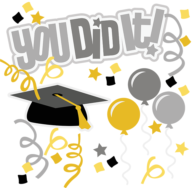 Celebration clipart 8th grade You clip SVG  cute