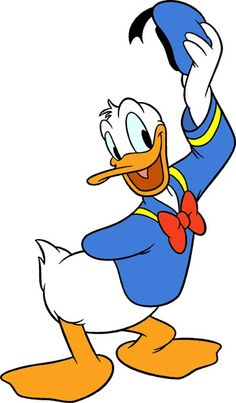 Graduation clipart donald duck #14