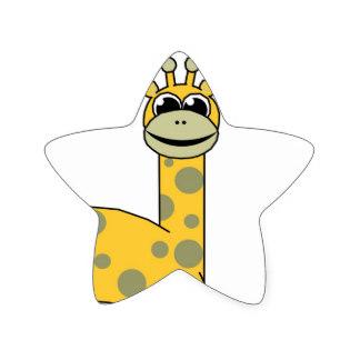 Graduation clipart giraffe Graduation Giraffe Star Supplies Craft