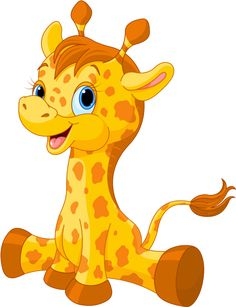 Animal clipart baby giraffe Clipart CLIPART 2 images