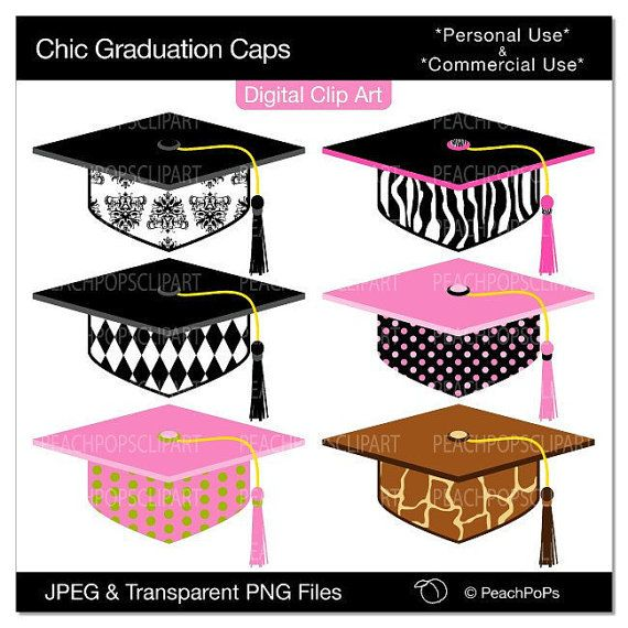 Graduation clipart giraffe Digital by Best grad peachpopsclipart