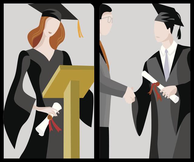 Graduation clipart graduation ceremony Graduation clipart hat public clip