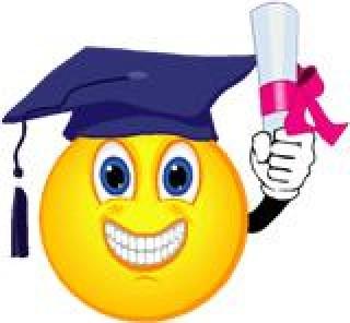 Graduation clipart happy graduation Illustration Graduation to clipart Art