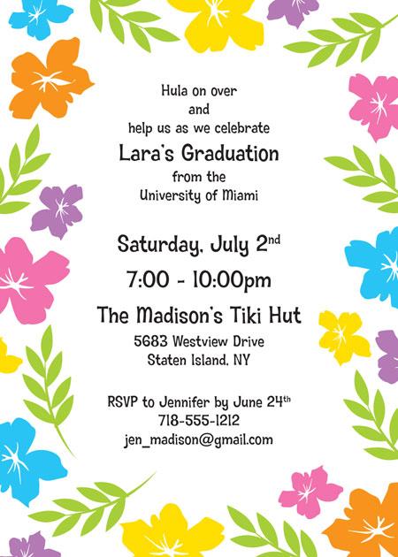 Graduation clipart head start Letter Invitation adorable invitation Potluck