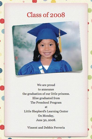 Graduation clipart head start Announcement Graduation best Pre Graduation