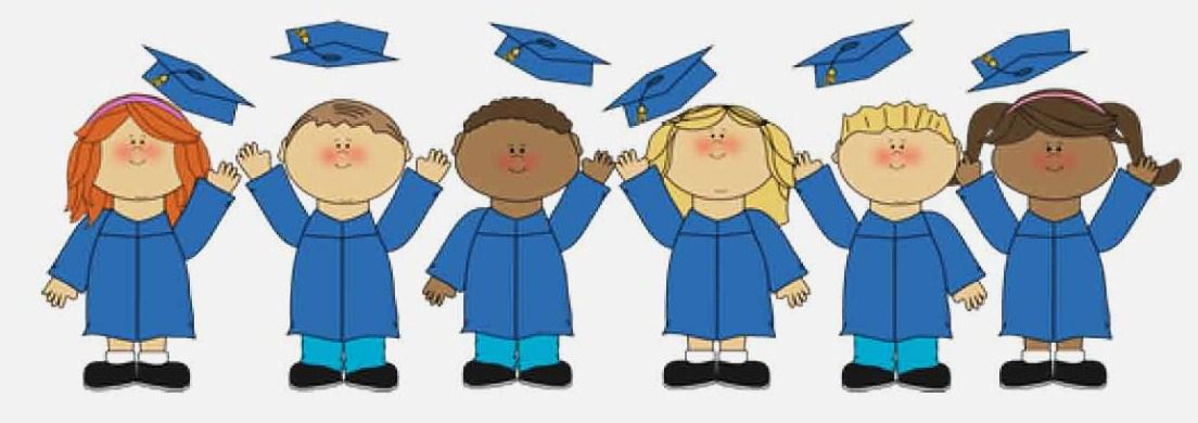 Graduation clipart head start WOFS on Graduation get on