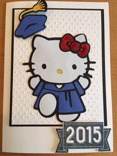 Graduation clipart hello kitty C'est Unltd Hello and Graduation