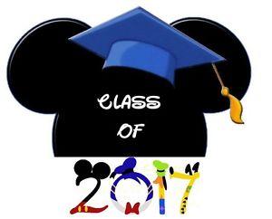 Graduation clipart minnie mouse OF GRADUATION is 2017 MINNIE
