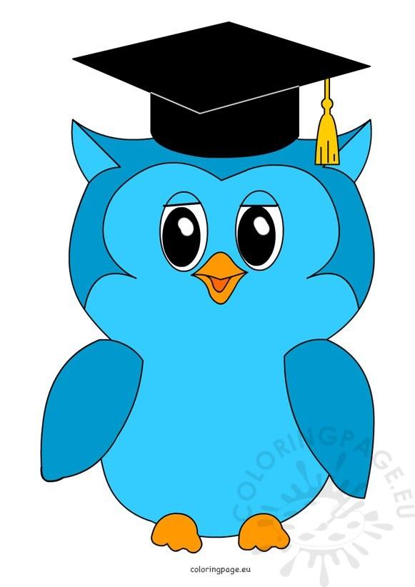 Graduation clipart owl Clipart Owl Page Owl Graduation