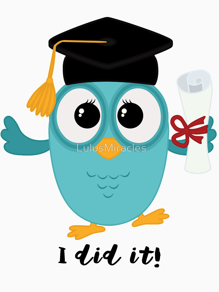 Graduation clipart owl Sweet 2016 owl of Women's