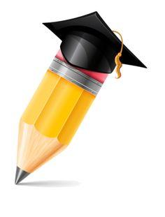 Graduation clipart pencil Cliparts Images CrayonsPencilScrap co du
