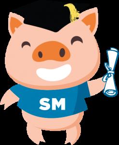 Graduation clipart pig Scrum Pig Braintrust Project