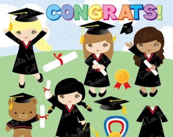 Real World clipart kindergarten graduation #6
