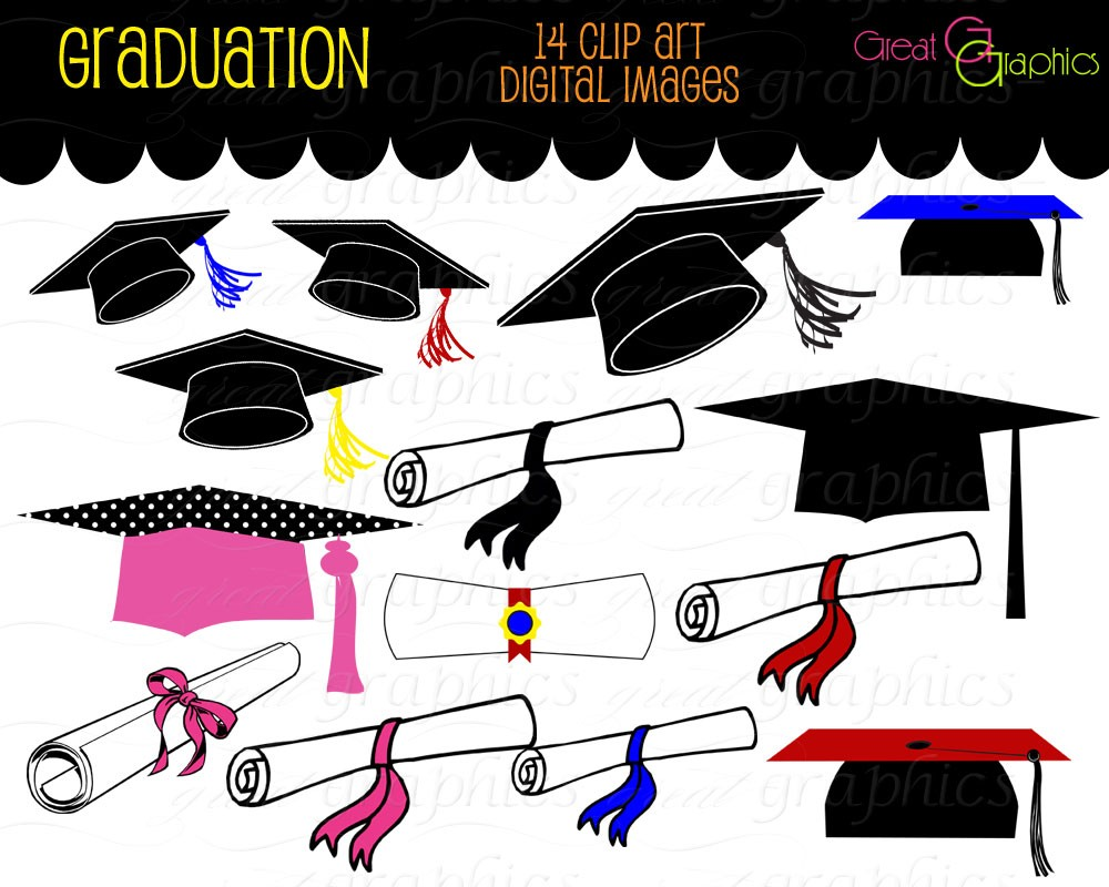 Graduation clipart printable Clipart Art Printable graduate%20clipart Graduation