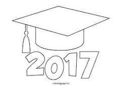 Graduation clipart printable 2017 2017 graduation Graduation art