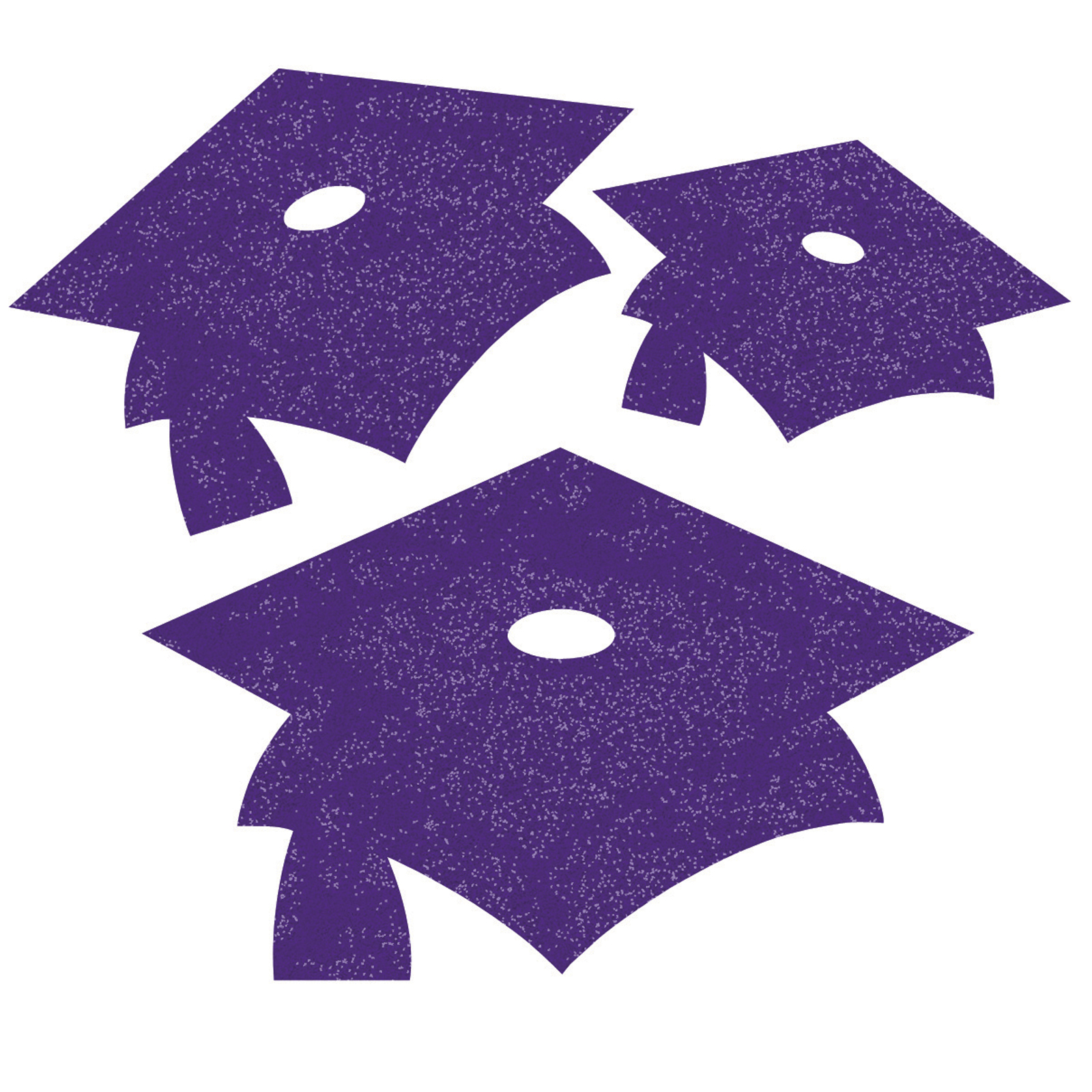 Graduation clipart purple #15