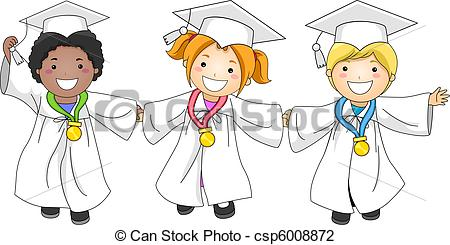 Graduation clipart recognition day #6