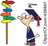 Graduation clipart sad Clipart Panda Graduate Free Images