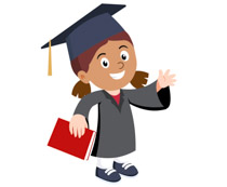 Graduation clipart school book Results Size: Search Pictures Results