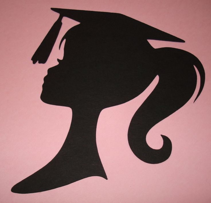 Graduation clipart shadow Barbie Girls Pinterest images on