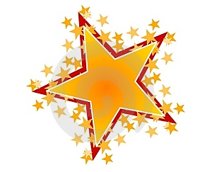 Graduation clipart stars Grade cliparts Red 6th Official