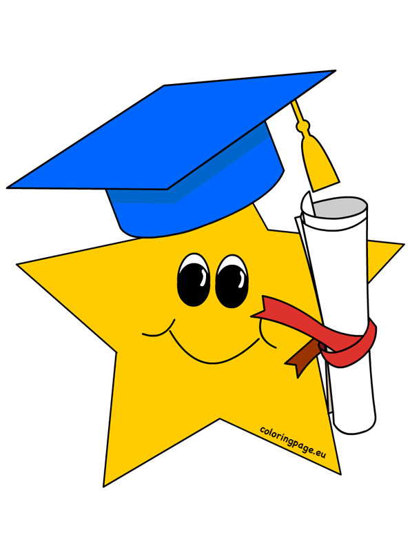 Graduation clipart stars Cliparts Star Zone · With