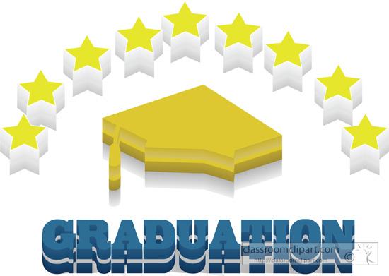 Graduation clipart stars Classroom graduation Clipart Graduation stars