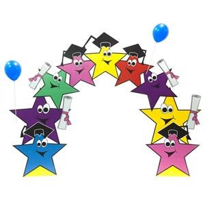 Graduation clipart stars All Star  Kit Arch