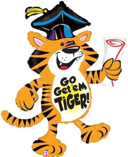 Graduation clipart tiger Tiger Get Shape 'Em Go