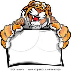 Graduation clipart tiger A I Royalty Go Holding