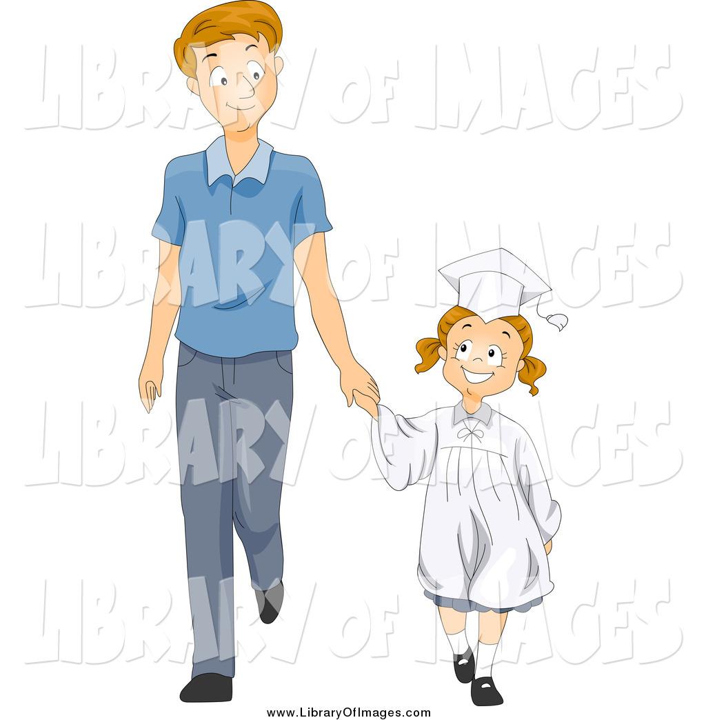 Graduation clipart walk  Graduation Walk