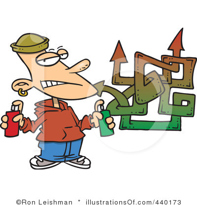 Graffiti clipart Graffiti 1  Clipart