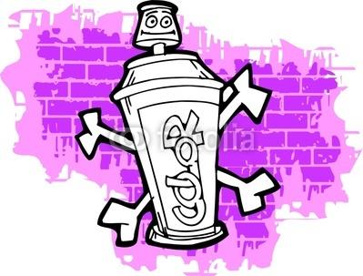 Graffiti clipart Pie download Graffiti Vectors Cliparts