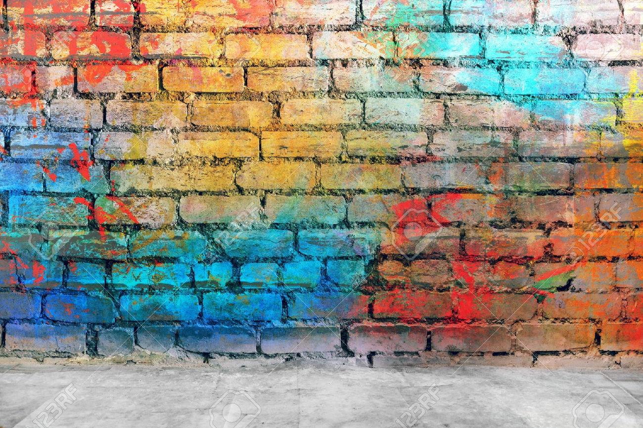 Graffiti clipart Graffiti Brick Wall Clipart  Cabinetry : Brick Designers