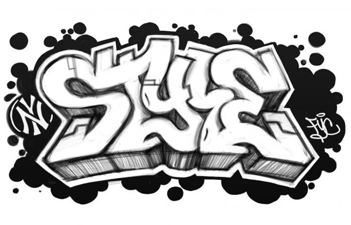 Graffiti clipart Graffiti Words Clipart Graffiti Clipart  teenagers words