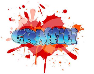 Graffiti Clipart Letters Graffiti Splatters Art Splatters Art