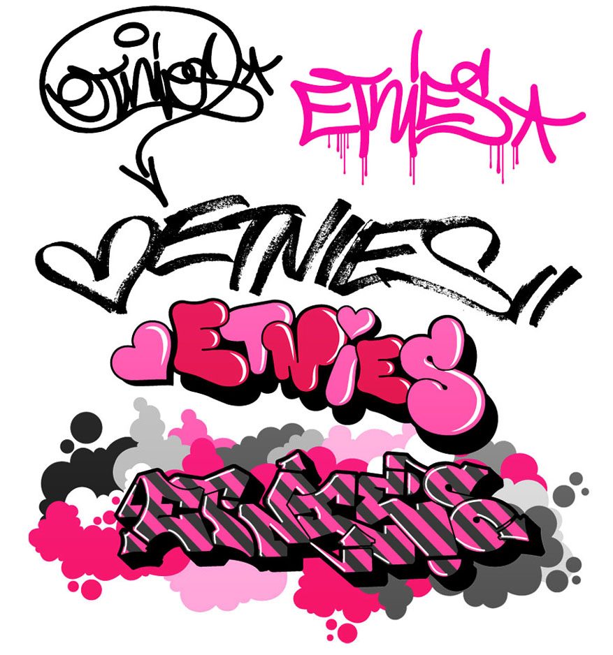 Graffiti Clipart Letters Art Graffiti Designs Clipart –