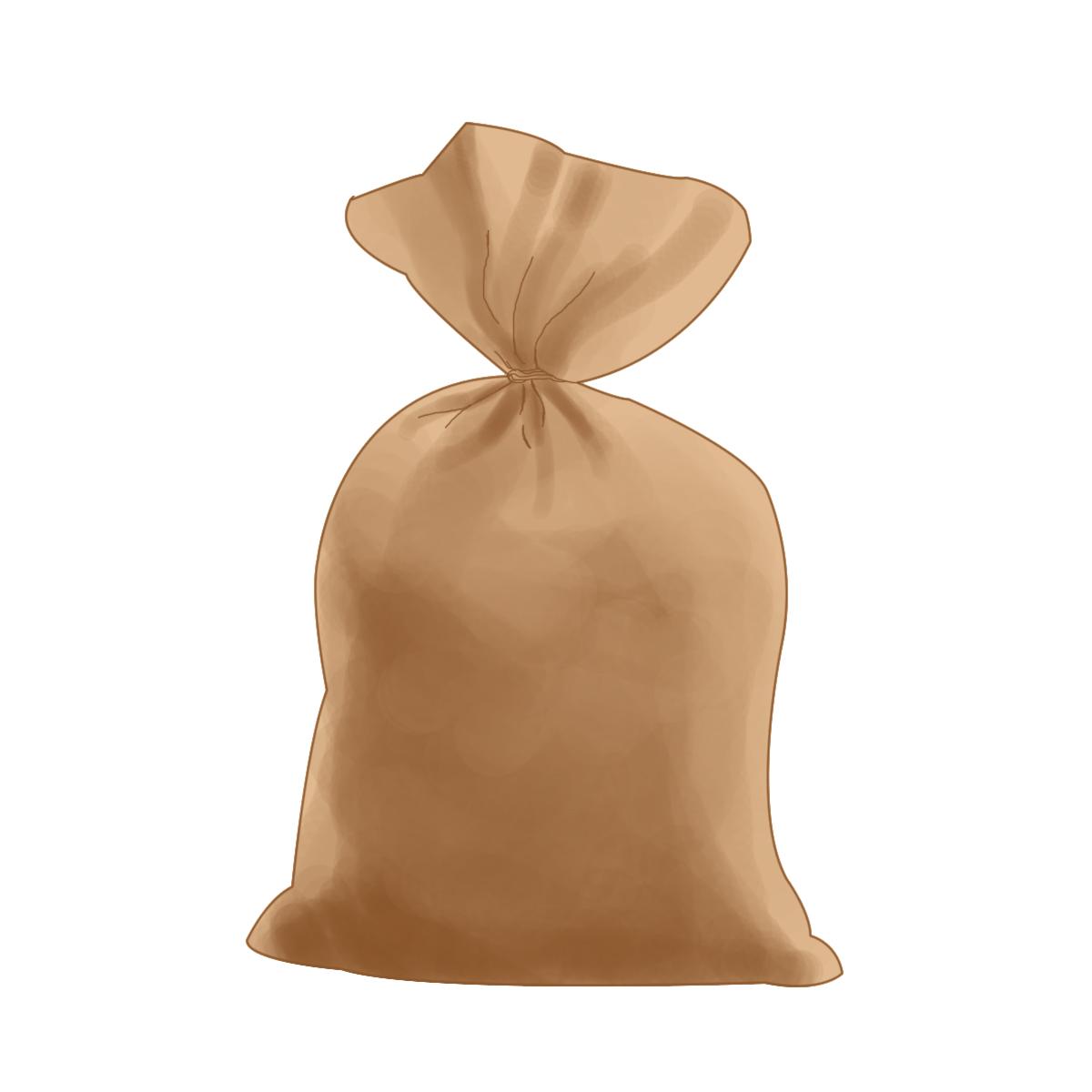 Bag clipart sack 4/3/16 bag Rivers Three Episcopal: