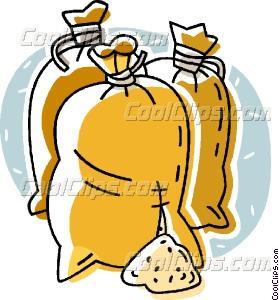 Grains clipart grain bag (58+) art bag Clipart grain
