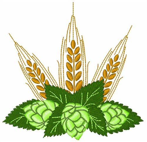 Grain clipart hop Embroidery Best tattoo design Barley