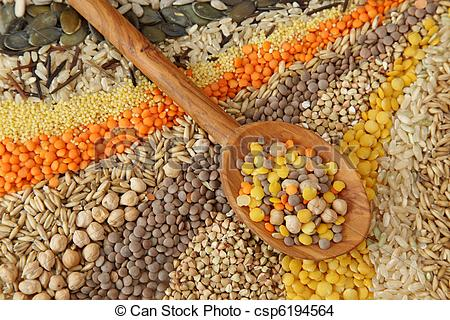 Grains clipart photography Seeds close 120  and