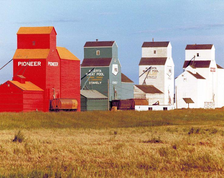 Grains clipart pioneer Images Elevators Pinterest Grain about