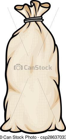 Grain clipart sack  bag bag sack grain
