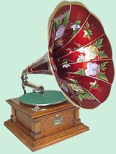 Gramophone clipart invention Find infographique Edison Illustration more
