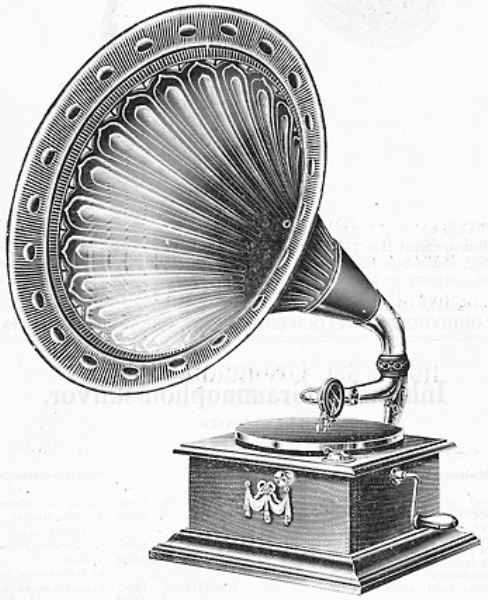 Gramophone clipart old school Collage 481689 Materials png and